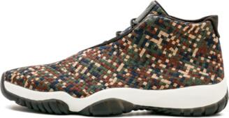 Jordan Air Future Premium 'Camo' Shoes - Size 9.5