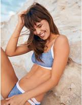 aerie Binding Scoop Bikini Top