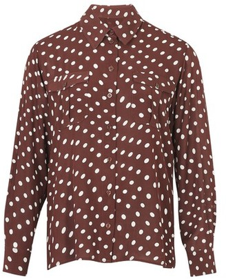 ALEXACHUNG Pocket shirt