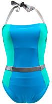 Kiwi 1 Piece Turquoise Swimsuit Splendide TURQUOISE