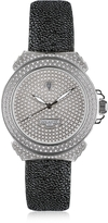 Lancaster Pillola Deco' Women's Watch w/Diamonds