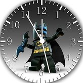 "Ikea New Lego Batman Wall Clock 10""Nice Gift Wall Decor Y29"