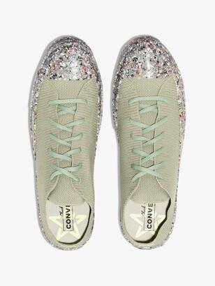 Converse Green Renew Chuck 70 Low Top Sneakers