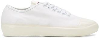 Marni Contrast Toe Cap Low-Top Sneakers
