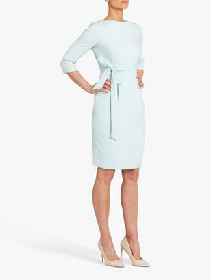Helen McAlinden Obi Caroline Tie Waist Pencil Dress