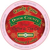 12-Count Door County Coffee & Tea Co. Candy Cane Flavored Coffee for Single Serve Coffee Makers