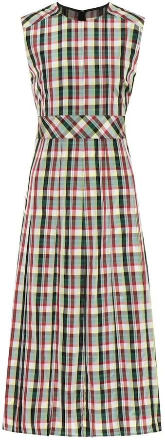 a3aa55aac41e Burberry Womens Check Dress - ShopStyle