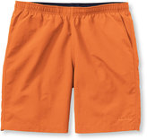 "L.L. Bean Supplex Classic Sport Shorts, 8"" Inseam"