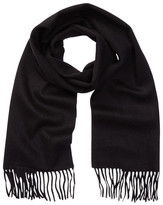 Amicale Wool Solid Scarf