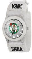 Game Time Rookie Series Boston Celtics Silver Tone Watch - NBA-ROW-BOS - Kids