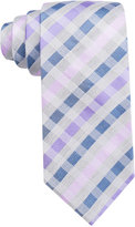 Alfani Spectrum Men's Tate Checked Slim Tie, Only at Macy's