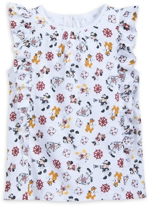 Disney Mickey Mouse and Friends Cruise Line Tank Top for Girls