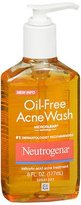 Neutrogena Oil-Free Acne Wash 140 ml