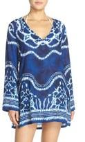 LaBlanca La Blanca 'Moody Blues' Tie-Dye Cover-Up Tunic