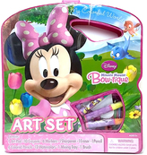 Disney Minnie Bowtique Art Set