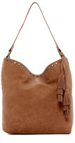 Steve Madden Faux Leather Hobo