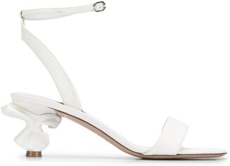 Le Silla Open Toe 70mm Sandals