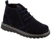 John Lewis Children's Desert Boots, Navy