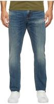 Jean Shop Jim Slim in Work Worn Medium Selvedge Men's Jeans