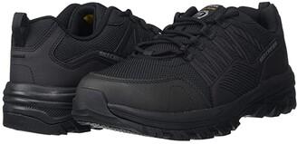 Skechers Fannter (Black) Men's Shoes