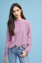 Knitted & Knotted Cashmere Pullover