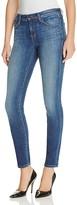J Brand 620 Mid Rise Super Skinny Jeans in Decoy