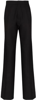 Amiri Guitar-Strap Stripe Tailored Trousers