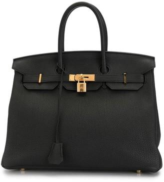Hermes 2016 pre-owned Birkin 35 handbag
