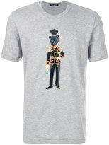 Dolce & Gabbana panther T-shirt