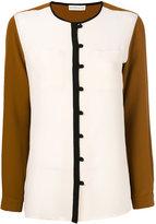 Etro placket buttoned blouse - women - Silk - 40