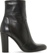 Dune Otto leather heeled ankle boots
