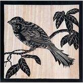 Soundslike HOME Having a Lark Carved Wall Art