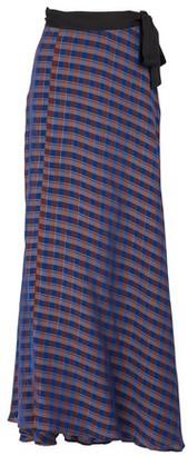 Forte Forte Long wrap skirt