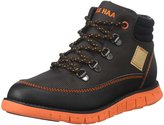 Cole Haan Zerogrand Hiker Chocolate Nyln (Youth) - Chocolate-Boys-1.5 Youth
