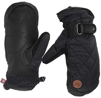 Roxy Victoria Snow Mitt (True Black) Ski Gloves