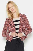 Joie Frona Silk Jacket