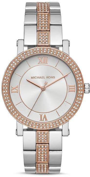 7da057a796 Michael Kors Link Bracelet Watch - ShopStyle