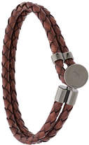 Canali woven bracelet