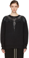 Marcelo Burlon County of Milan Black Odakota Sweatshirt
