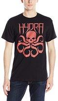 Marvel Men's Hydra Logo T-Shirt