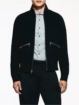 Calvin Klein Platinium Double Split Wool Jacket