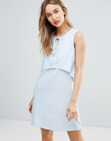 Fashion Union Tie Front Dress
