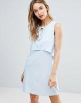 Fashion Union Tie Front Dress