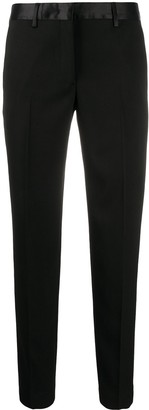 Paul Smith Cropped Tapered Trousers