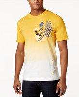 Sean John Men's Big & Tall Tiger Ombre T-Shirt