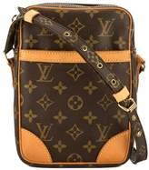 Louis Vuitton Monogram Canvas Danube Shoulder Bag