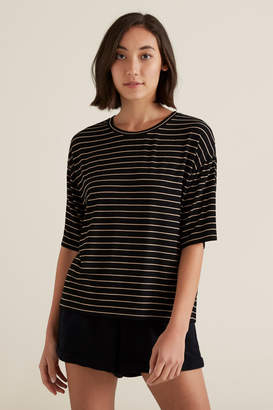 Seed Heritage Boxy Drop Shoulder Tee