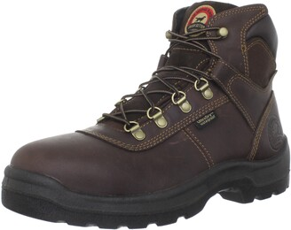 "Irish Setter Men's 83618 6"" Steel Toe Work Boot"