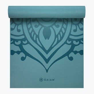 Gaiam Premium Niagara Yoga Mat (6mm)