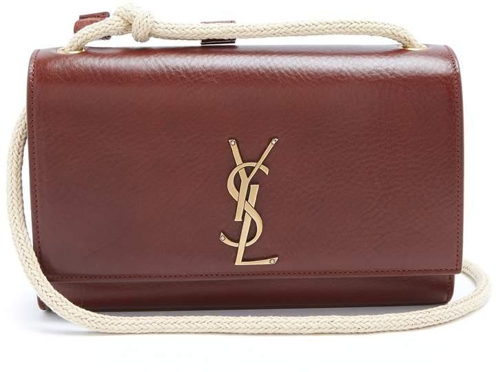 Saint Laurent Kate medium leather shoulder bag